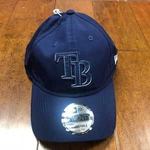 Tampa Bay Rays Dad Cap One Size Fits All